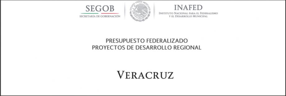 PROYECTOS DE DESARROLLO REGIONAL 2018