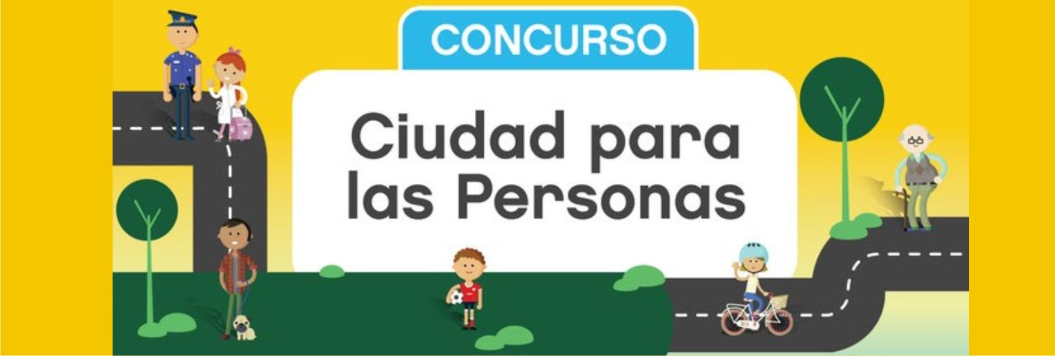 Concurso Ciudad para las personas