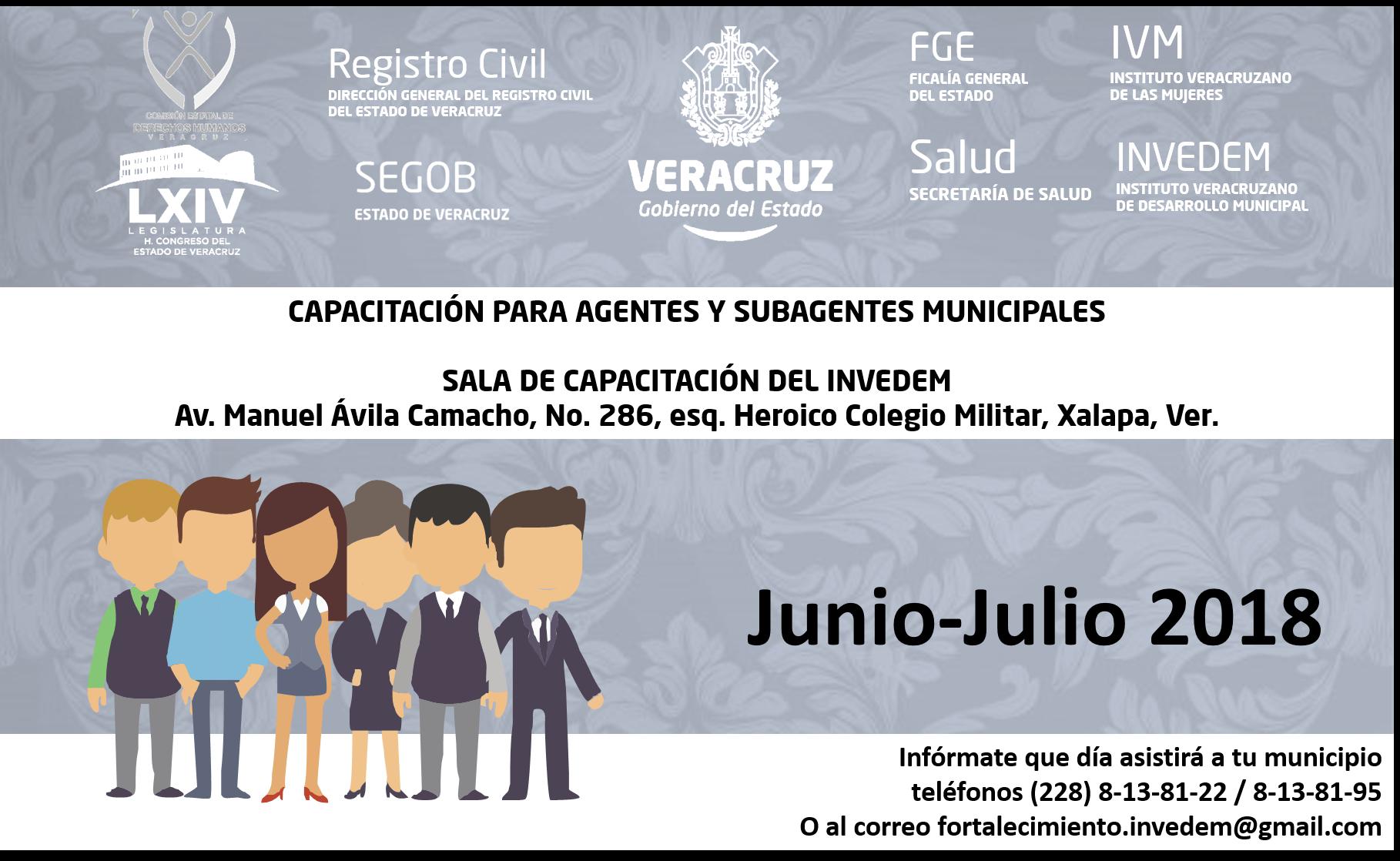 invitacion Agentes Municipales